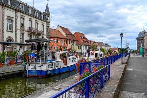 France - Saverne - Canal de la Marne au Rhin