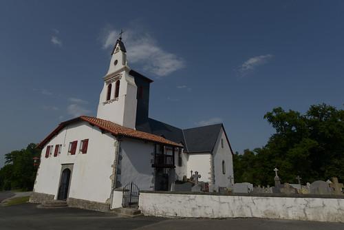 Eglise de Macaye