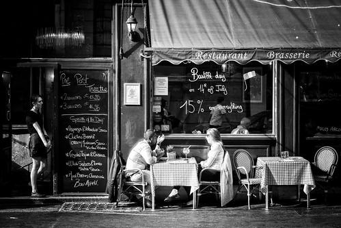 Waitress Waiting
