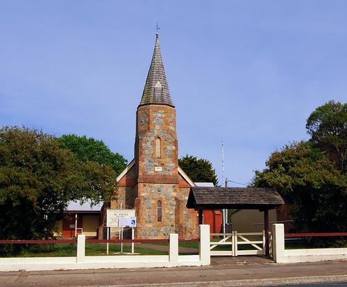 St Paul Presbyterian Church, Blayney, NSW.