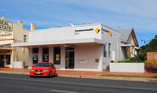 Commonwealth Bank, Blayney, NSW.