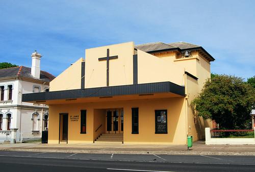 St James Catholic Church, Blayney, NSW.