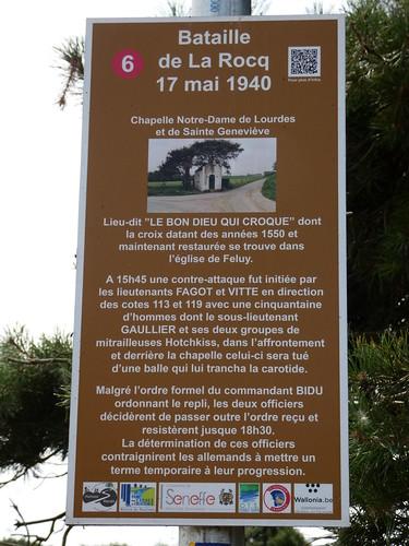 Bataille de La Rocq