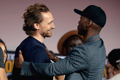 Tom Hiddleston & Mahershala Ali