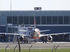 The Back of Jetstar