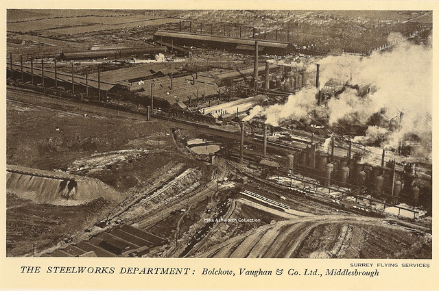 Bolckow, Vaughan & Co. Ltd