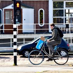 Die verschrikkelijke AH tas - Amsterdam