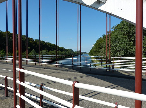 Another view at Twentekanaal near Goor