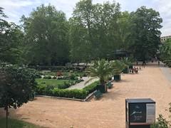 Grenoble Jardin de Ville - Photo of Montchaboud