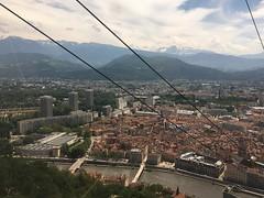 Grenoble Télépherique