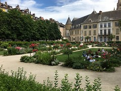 Grenoble Jardin de Ville