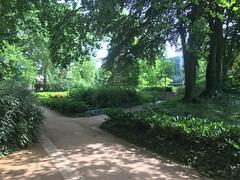 Jardin de la Patte-d'Oie, Reims