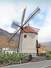 Espagne, l'île de la Grande Canarie