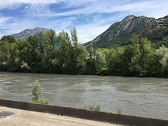 Grenoble city center