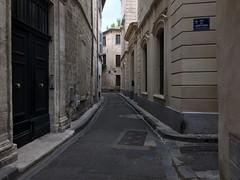 Rue de Griffons, Avignon