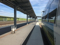 SNCF Gare de Champagne-Ardennes TGV Reims Bezannes