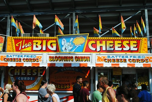 The Big Cheese - Wisconsin State Fair 2019