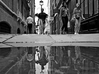 Reflections of London Life