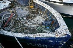 Caos en la barca
