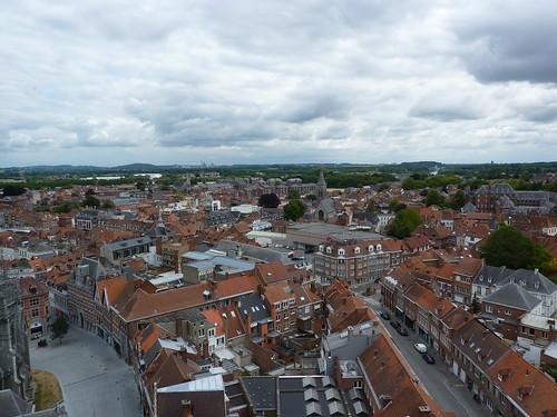 Du beffroi de Tournai