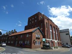 Greene King Brewery, Bury St Edmunds