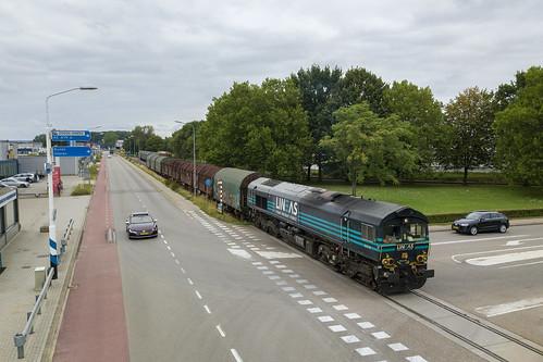 Maastricht, 3 augustus 2019   Lineas 513-10 (266 037)