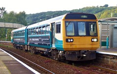 142075 to Cardiff Central at Treforest