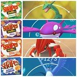 Ralts, Kirlia, Gardevoir and Gallade on Pokemon Go August