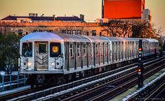 MTA New York City Subway St. Louis Car Company #4827