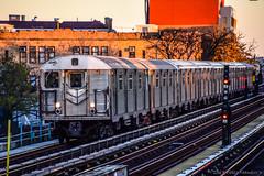 MTA New York City Subway Budd Company R32 #3444