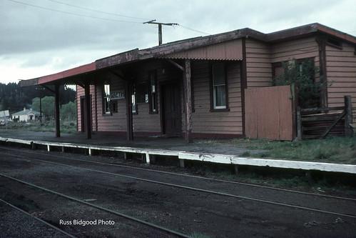 New Zealand Railways 287
