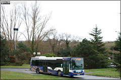 Heuliez Bus GX 327 – Tisséo Voyageurs / Tisséo n°0708