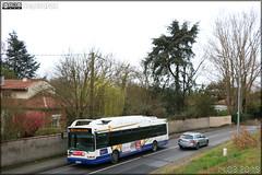 Heuliez Bus GX 317 GNV – Tisséo Voyageurs / Tisséo n°0327