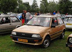 1986 Toyota Starlet 1.3 DX