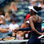 Carla Suarez Navarro, Venus Williams