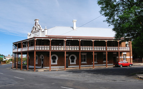 Grand Western Lodge, Millthorpe, NSW.