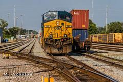 CSXT 260 | GE AC4400CW | CSX Leewood Yard