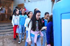 05-08-2019: Visita da Escola Municipal Cláudia Rizzi ao Memorial LEC