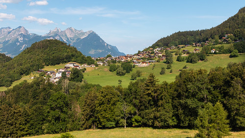 Corbeyrier - Canton de Vaud - Suisse.