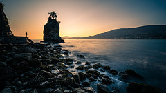 Siwash Rock - Vancouver, Canada - Travel Photography