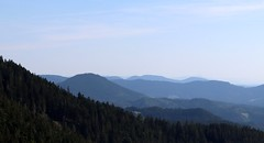 Blue mountains of the Black Forest II