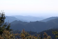 Blue mountains of the Black Forest III