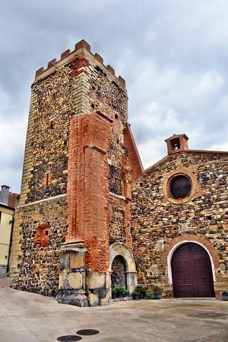Iglesia de la Asunción de Nuestra Señora (Bádenas)