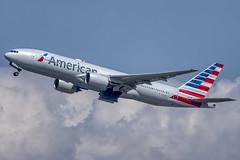 N792AN - American Airlines - Boeing 777-300ER