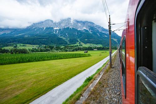 Salzburg to Graz