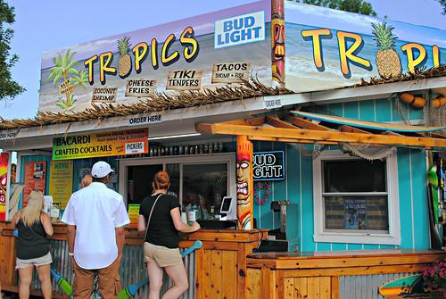 Tropics Bar - Wisconsin State Fair 2019