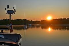 1000 Islands - sunrise