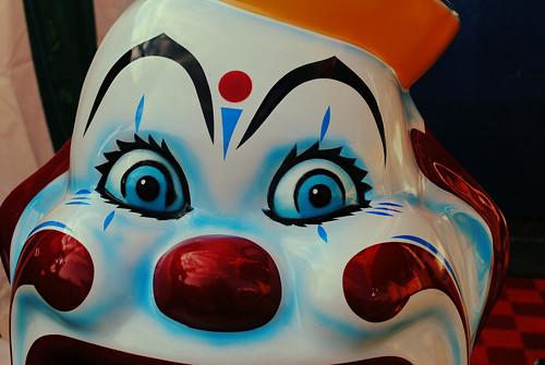 Creepy Clown - 2019 Wisconsin State Fair