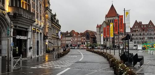 Tournai Grand Place