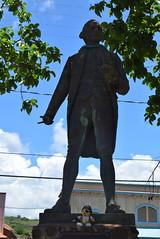 Captain Jack meets Captain Cook - Waimea